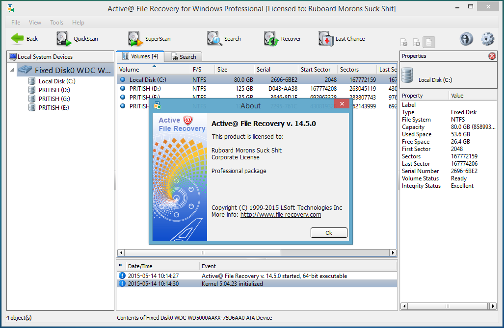 Active File Recovery 18.0.2 Crack With Keygen Free Download