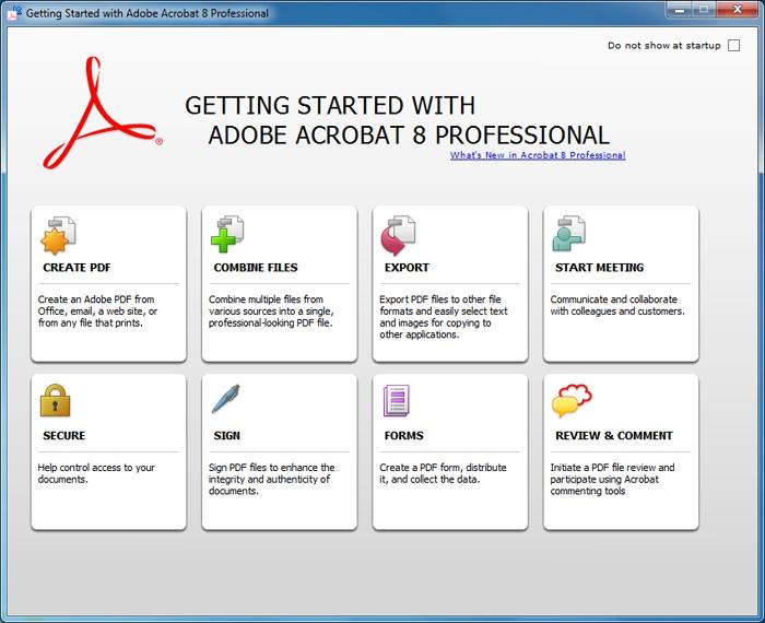 Adobe Acrobat 8 Professional Activation Crack