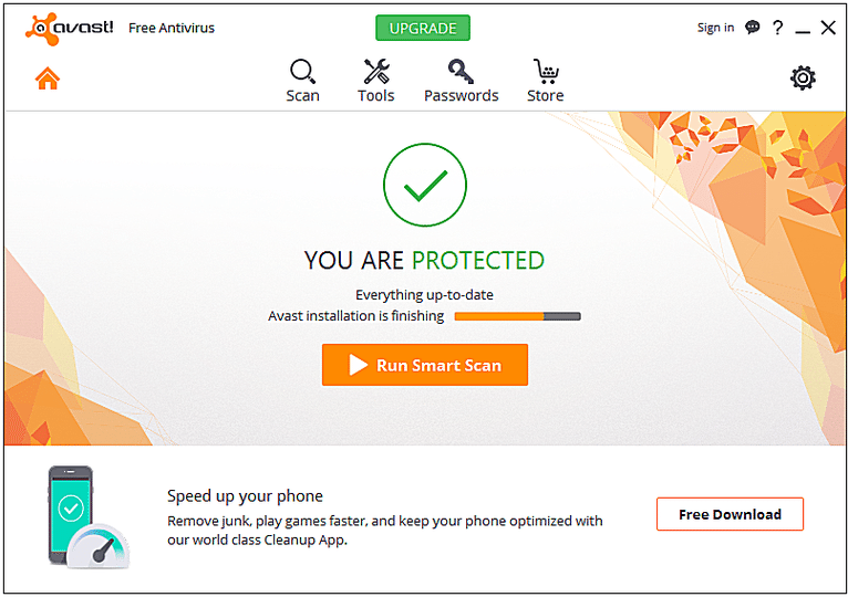 avast pro antivirus free license key