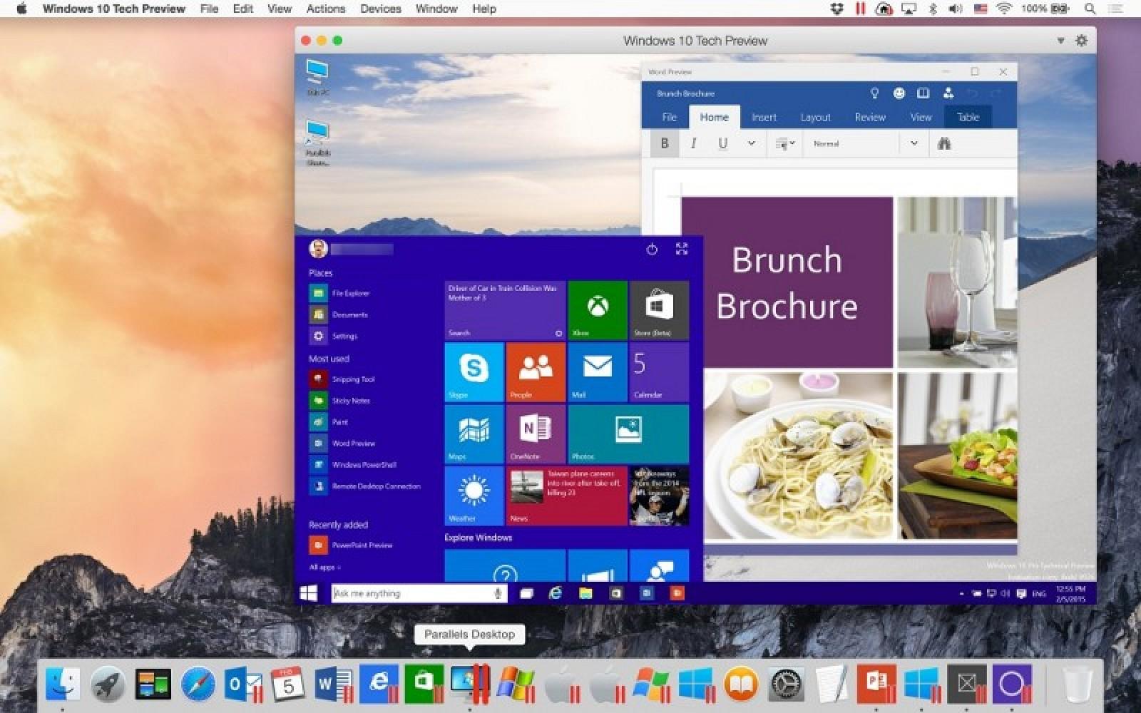 parallels desktop 10 full crack